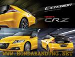 Eksterior Honda CRZ Bandung