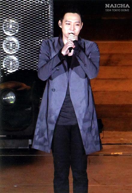 Yoochun Tokyo Dome Konser 19