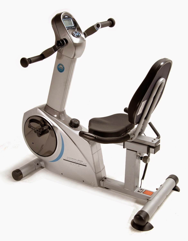 Exercise Bike Zone Stamina Elite Total Body Recumbent
