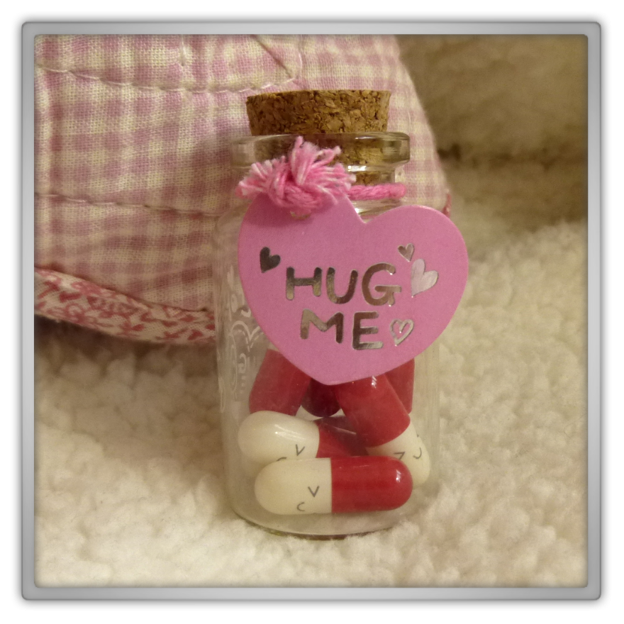 Blippo haul review shoplog message in a pill red hug me 2 kawaii review