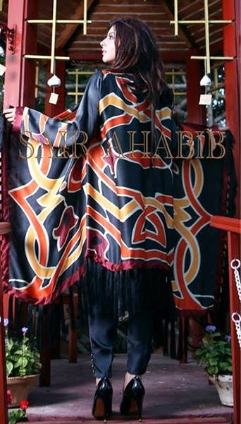 Saira Habib Clothing Digital Prints dresses'14