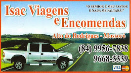 ISAC VIAGENS MOSSORÓ