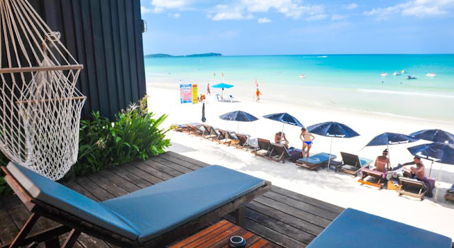 Baan Talay Resort, Chaweng Beach Ko Samui