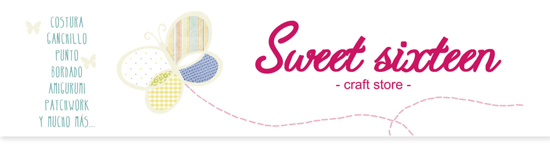 Sweet Sixteen Craft Store - Tienda - taller de labores