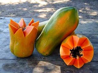 manfaat pepaya untuk kesehatan, kecantikan kulit dan wajah, kandungan dalam buah pepaya