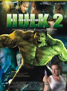 El Hombre Increible 2 (2008) Online