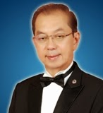 District Governor Lee Boon Hoe