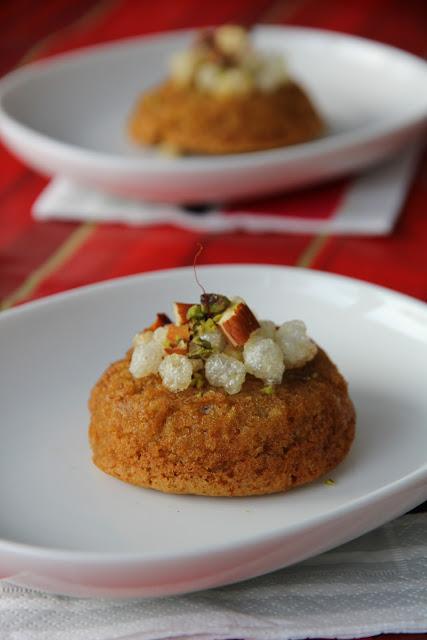 baked malpua