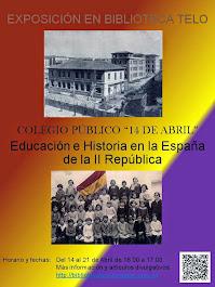 """Colegio Público """"14 de Abril"""""""