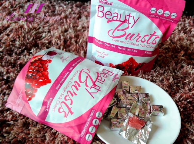vitacost neocell beauty bursts gourmet collagen chews