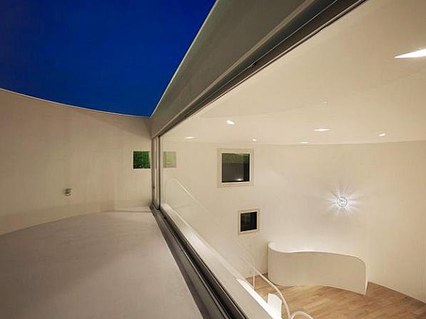 Ruang Terbuka Gaya Arsitektur Hunian Minimalis Di Jepang