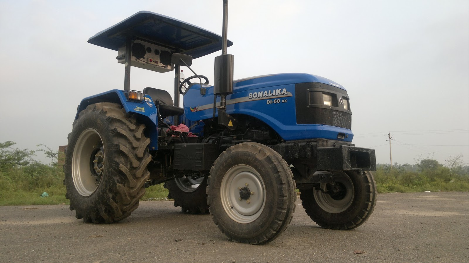 New Holland Tractor Roofs : Bablu kalsi engg works all tractor accessories sonalika