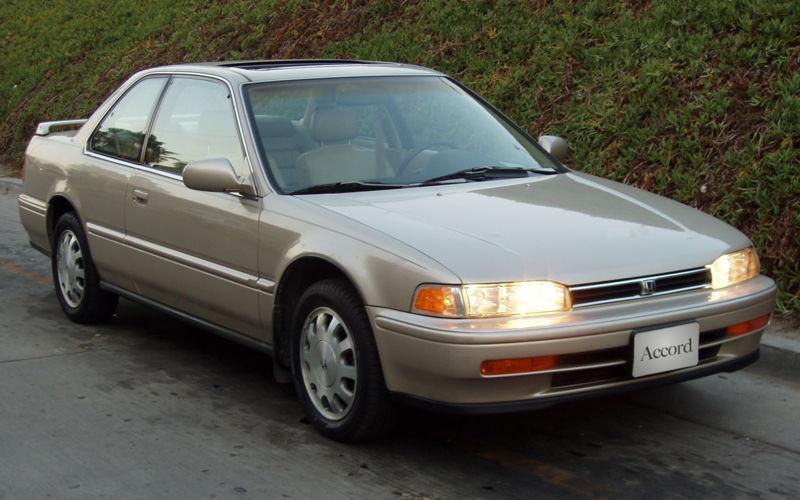 Honda Accord Maintenance & Repair Manual 1991 1992 1993 ...