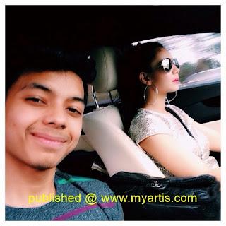 8 Gambar terbaru Cik Khaleeda Bustamam bakal isteri TMJ