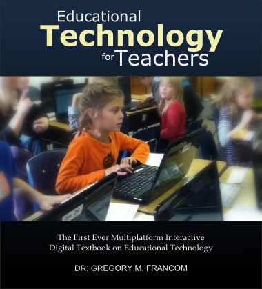 Educational Technology for Teachers textbook cover
