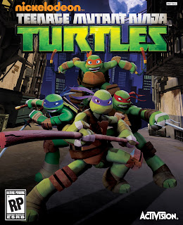 Teenage Mutant Ninja Turtles 3DS Game