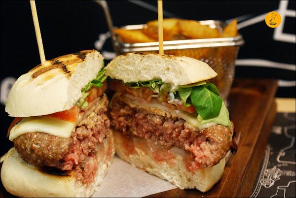 Hamburguesa Super Foie de Pato Tate´s Burger Hermosilla