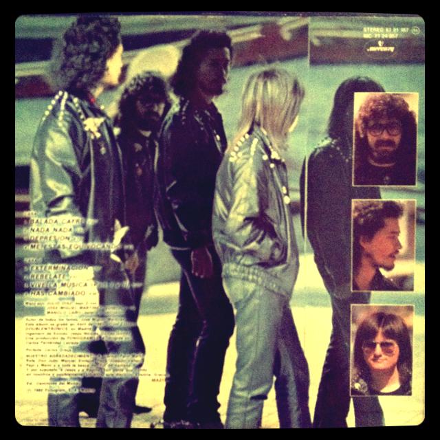 Mazo - Mazo (1982)