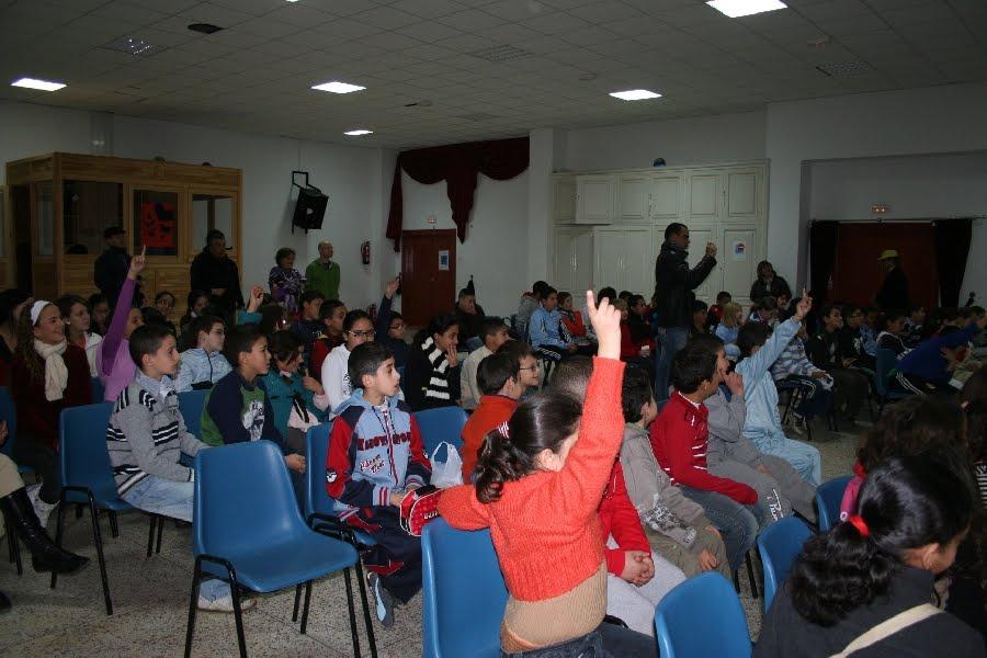 Ie melchor de jovellanos alhucemas aaee d a nacional for Educacion exterior marruecos