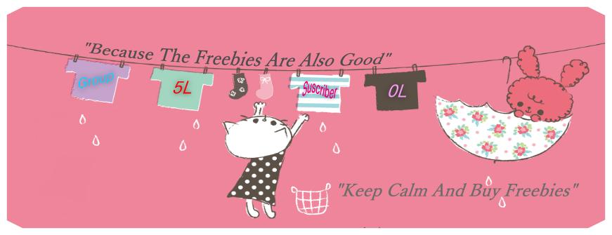 Keep Calm And Love Freebies
