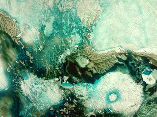 Mirada desde la ISS. P-32. Aluminio. 40x30.WP_000943