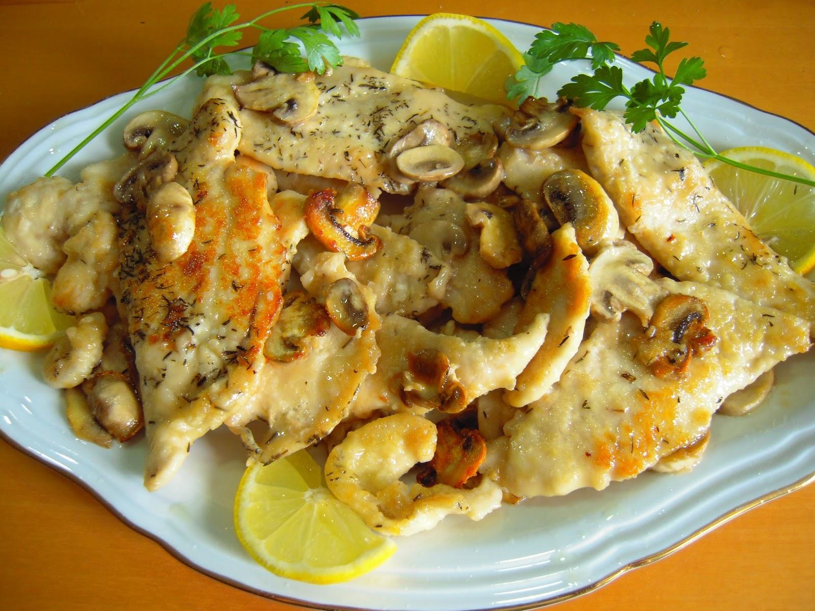 Cocinando en altorreal pechugas de pollo al lim n - Pechugas de pollo al limon ...