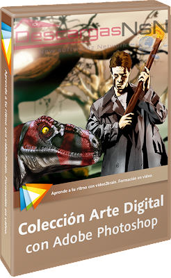 Video2Brain: Colección Arte digital con Adobe Photoshop (2013)