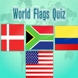 World Flags Quiz (Fun Educational Quiz Game)