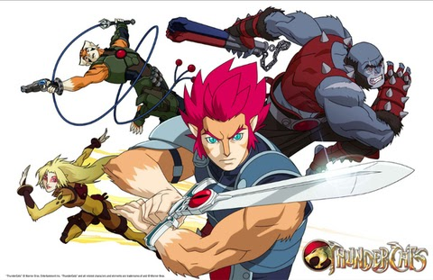 Thundercats on Geek Hash   Thundercats  Ho