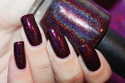 "Swatch of ""True Blood 2014"" from Lilypad Lacquer"