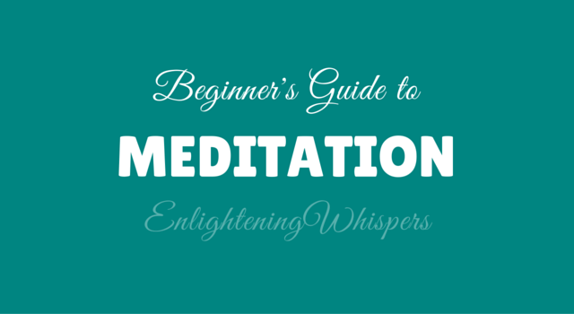 Meditation Guide for Beginners