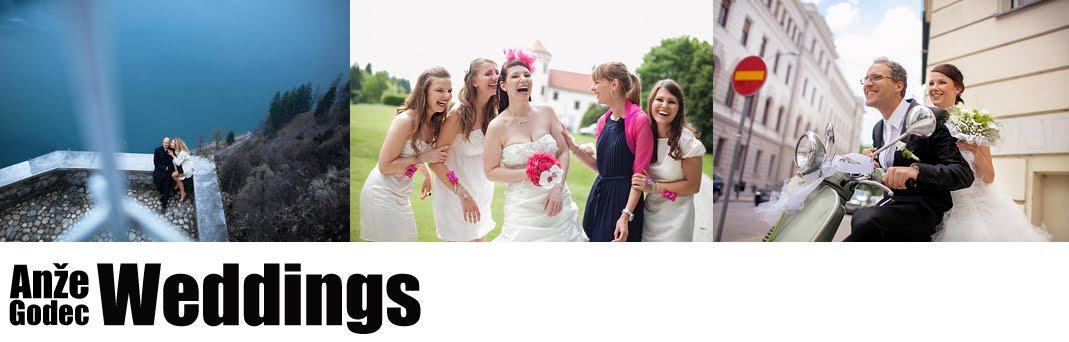 Anže Godec Weddings