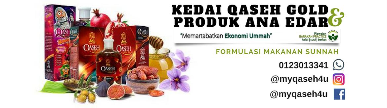 Kedai Qaseh Gold Dan Produk Ana Edar (Rania Puchong & Cyberjaya)