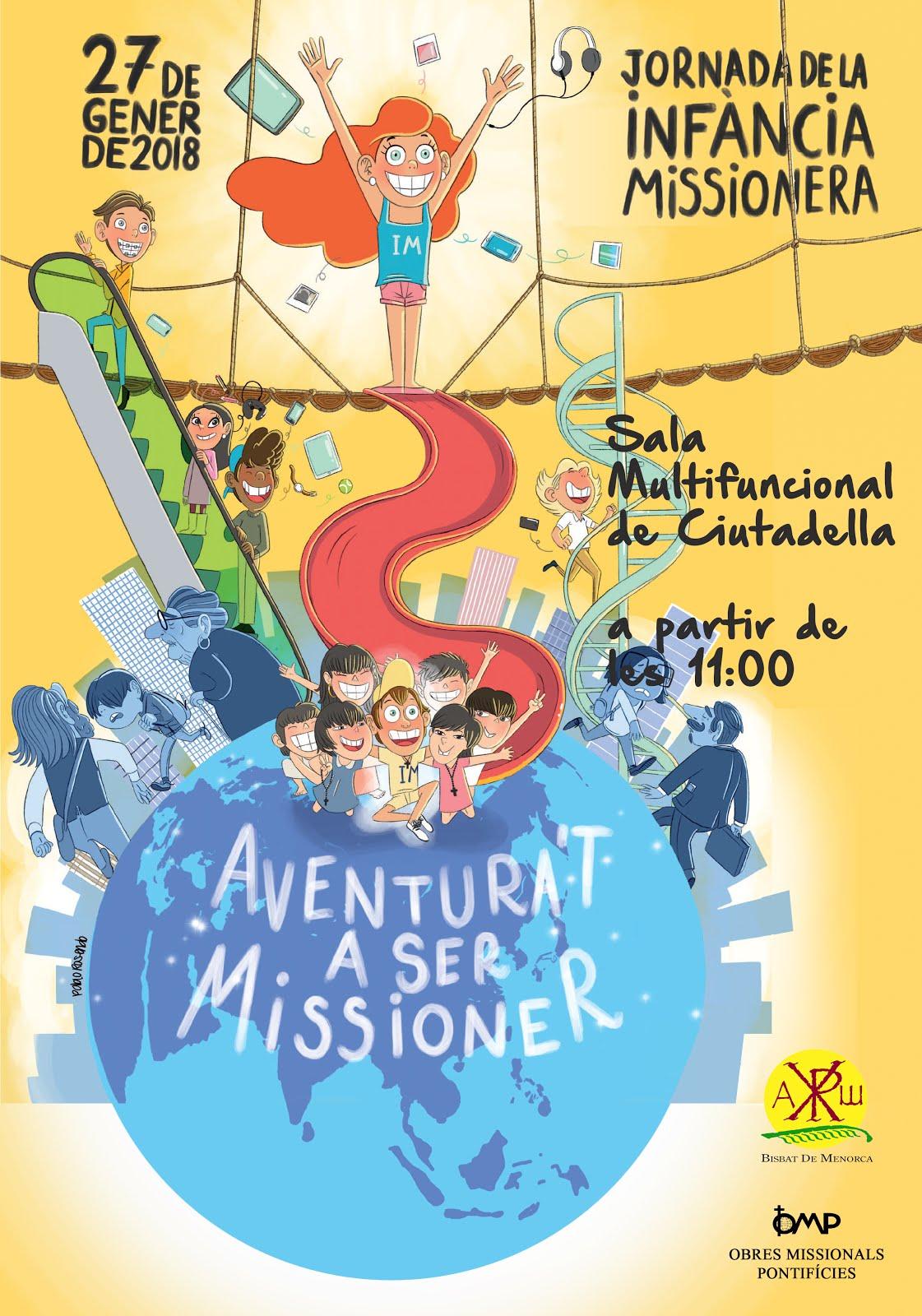 Jornada Infancia Missionera
