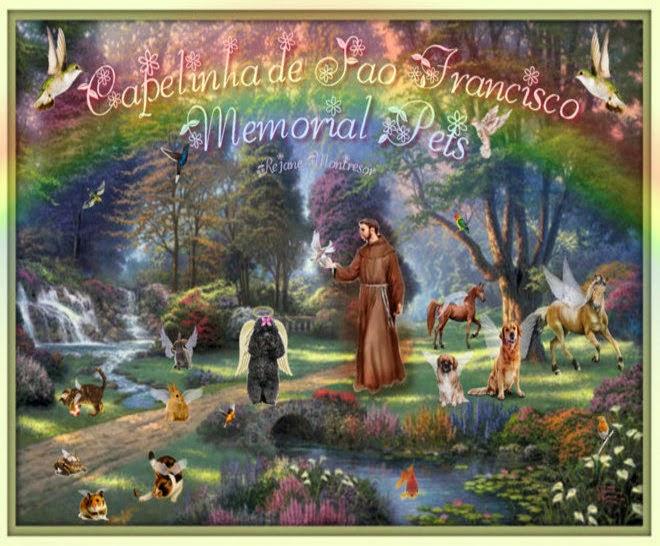 Capelinha de São Francisco Memorial Pets