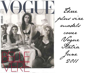 My 2011 June issue of Italian Vogue