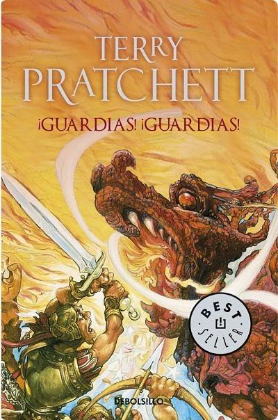 """""""Guardias, guardias"""", de Terry Pratchett"""