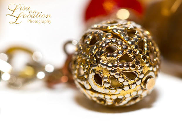 bracelet bauble, charm, macro, 365 photo project