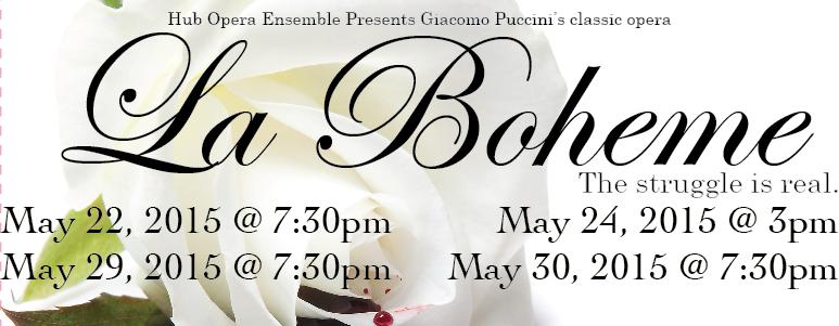 Hub Opera Ensemble: Talented People, Together