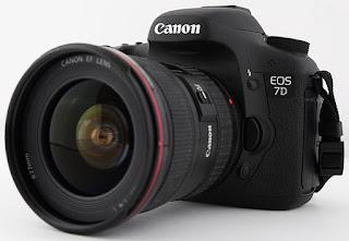 Harga Kamera Canon 7D Lengkap dengan Spesifikasi
