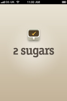 2 Sugars By Edward Symington & Gareth Hughes