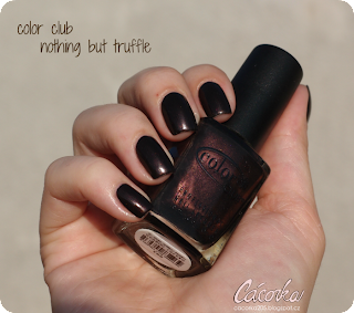 Color Club - Nothing but Truffle