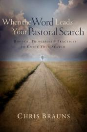 A resource for pastoral search committees and pulpit nominating committees