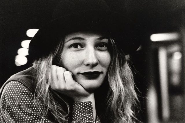 Cate Blanchett in 1994