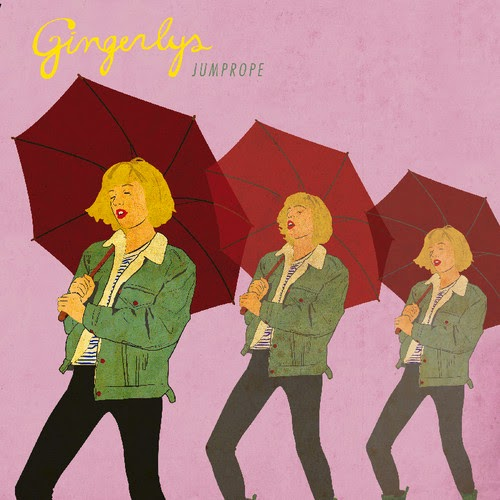 Gingerlys' EP artwork