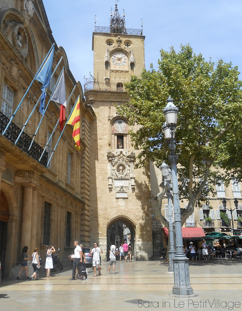 Hotel de Ville Aix-en-Provence