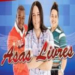 Capa Asas Livres – Áudio do DVD 2013 | músicas