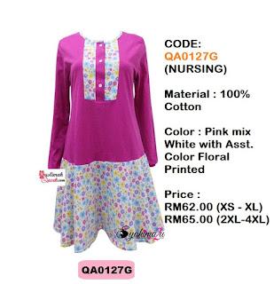 T-Shirt-Muslimah-Qaseh-QA0127G