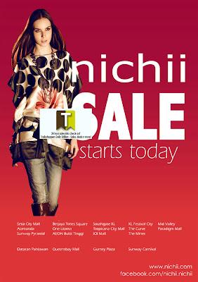 Nichii Sale 2012