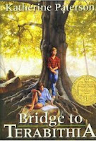 The Bridge to Terabithia by Katherine Peterson